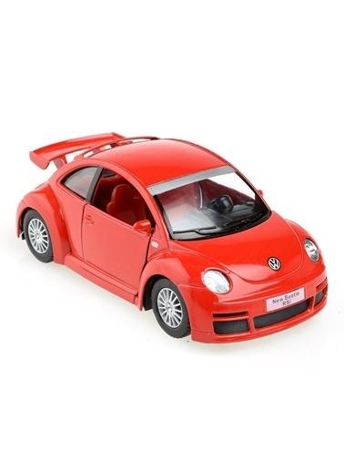 Volkswagen New Beetle RSİ  1/32 -Kinsmart